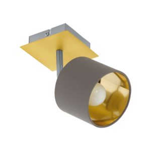 Eglo Fali Lámpa E14 1X40Wnik/Capp.Valbiano