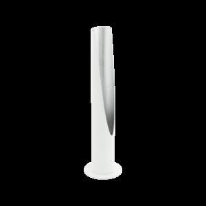 Eglo Asztali Lámpa Gu10-Led 1X5Wfh/ezüst Barbotto