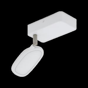 Led Ble Rgb Eglo Fali Lámpa 1X5Wfehér Palombare-C