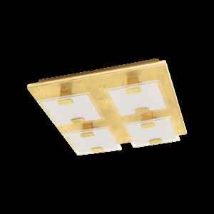 Eglo - Led Mennyezeti Ezeti 4X2,5W arany Vicaro1