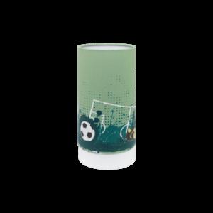 Led Eglo Asztali Lámpa zöld 6W Tabara