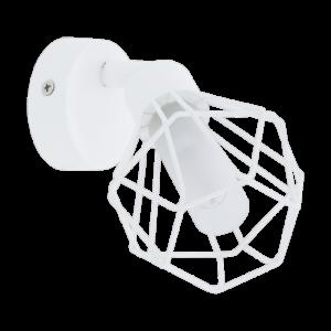 Led Eglo Fali Lámpa G9 1X3W Fehér Zapata 1