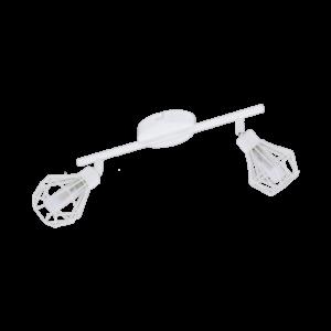 Led Eglo Fali Lámpa G9 2X3W Fehér Zapata 1