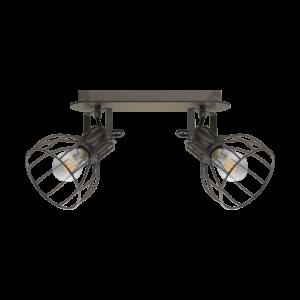 Eglo Fali Lámpa e272X40Wezüst/Sbarsambatello
