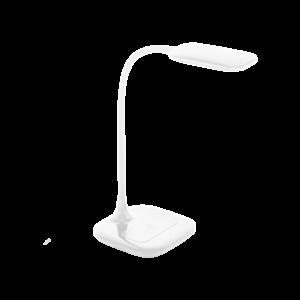 Led Eglo Asztali Lámpa 3,4W érintőkapcs fehér Masserie