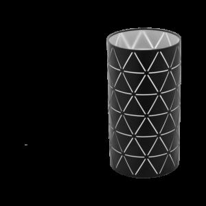 Eglo Asztali Lámpa E27 40W Fekete Ramon