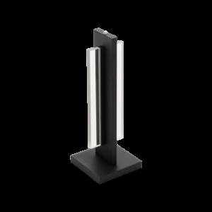 Led Eglo Asztali Lámpa 15W Szabályozható-Érintőkapcsolós Fekete Spadafora