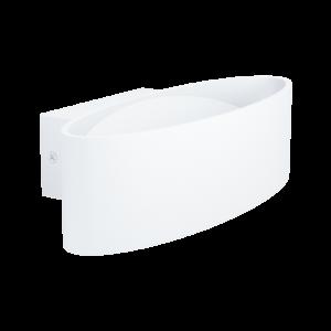 Led Eglo Fali Lámpa 10W Fehér Maccacari