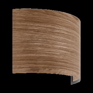 Eglo Fali Lámpa E14 2X6W barna Cannafesca