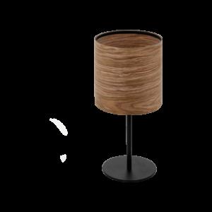 Eglo Asztali Lámpa E27 40W barna Cannafesca