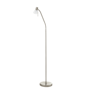 Eglo Álló Lámpa 1X40W E14 M.nikkel/Alab.Prince 1