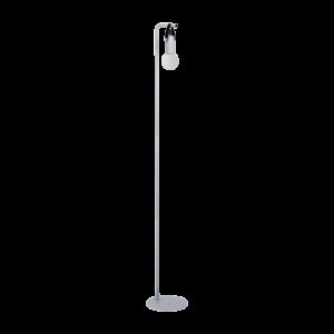Eglo Álló Lámpa E27-Led 15Wszürke/Fekete Apricale