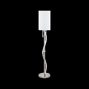 Eglo Álló Lámpa E27+Led 11,8W Fehér Espartal