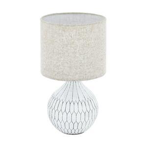 Eglo Asztali lámpa E27 40Wfeh/vil.barnaBellariva3