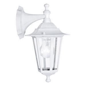 Eglo-Kültéri.fali lámpa lefelé néző E27 1x60W fehér Laterna5