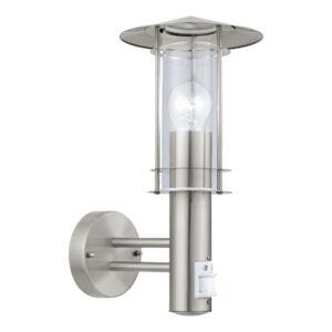 Eglo-Kültéri.fali lámpa E27 1x60Wszenz.nemesac.Lisio