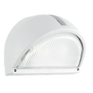Eglo-Kültériéri fali lámpa E27 1x60W IP44 fehér Onja