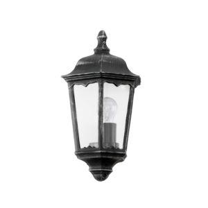 Eglo-Kültéri fali lámpa E27 60W 29*43*13cm fk Navedo