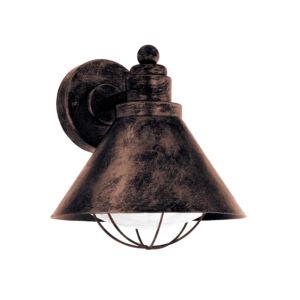 Eglo-Kültériéri fali lámpa E271x40WantikrézBarrosela