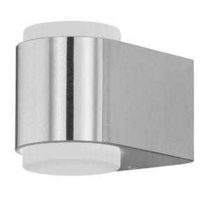 Eglo-LED Kültéri fali lámpa 2x3W 500lm n.acélBriones