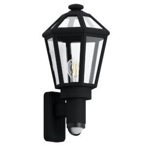 Eglo-Kültéri.fali lámpa E27szenz.fek/átl.Monselice