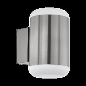 Eglo-LEDKültéri.fali lámpaE27 1x10Wnemesac/fhMerlito