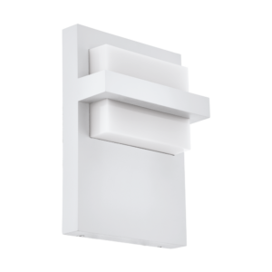 Eglo-LED Kültériéri fali lámpa 10W fehér Culpina