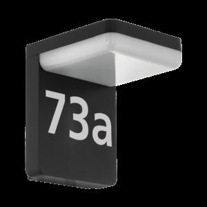Eglo-LEDKültéri.fali lámpa 11Wantracit/fehér Amarosi