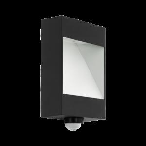 Eglo-LED.Kültéri.fali lámpa 10Wantr/fhszenz.Manfria