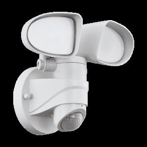 Eglo-Kültéri LED fali lámpa 2x7,5Wszenz fehér Pagino