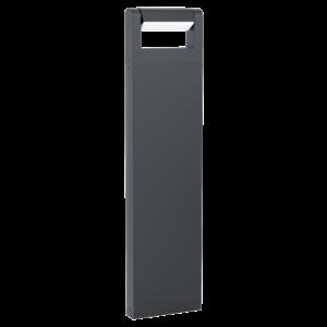 Eglo - LED Kültéri álló 4,8W IP44 fekete Brianza
