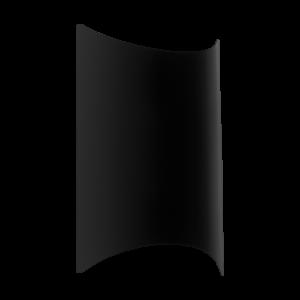 Eglo - LED Kültéri fali lámpa 10W IP44 fekete Lagasco