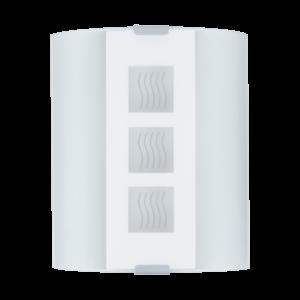 Eglo Fali Lámpa E27 60W 18X21Cm Quad Grafik 13221