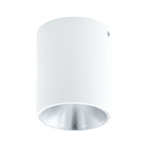 Eglo - Led Mennyezeti .1X3,3Wfeh/ezüst Kerekpolasso