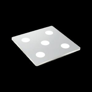 Eglo - Led-Menny 5X4,5W Ip44 króm Cabus