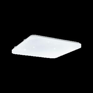Eglo - Led Mennyezeti Ezeti49,5W 53X53 3000Kkristfrania-S