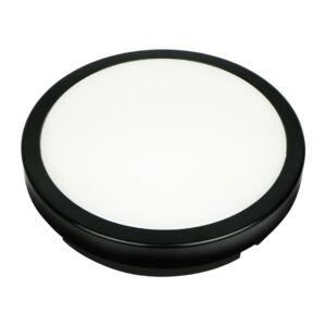 Eko-Light - kerek, LED mennyezeti lámpa - 24W 3000K, IP65 - fekete