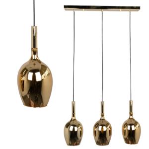 Milagro - TANGO GOLD 3 - függeszték arany metál