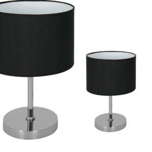 Milagro - CASINO BLACK - Asztali lámpa fekete