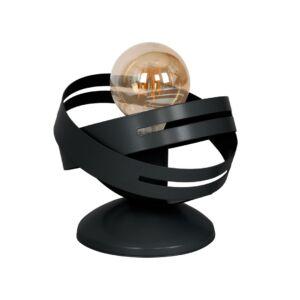 Milagro - CORONA BLACK asztali lámpa fekete