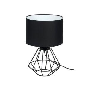Milagro - COLIN BLACK - Asztali lámpa fekete