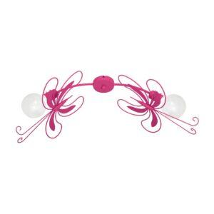 Milagro - PAŹ fali gyerekszobai rózsaszín