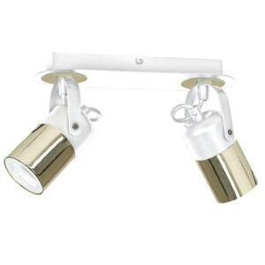 Milagro - WILSON WHITE - Mennyezeti Spot lámpa lámpa - fehér,arany