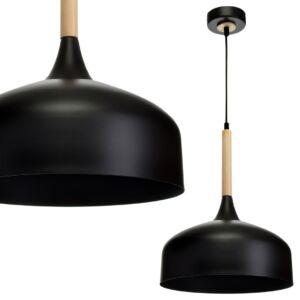 Milagro - TAYLOR - függeszték lámpa 1-es fekete