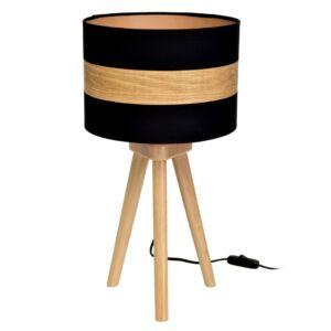 Milagro - TERRA - Asztali lámpa fekete