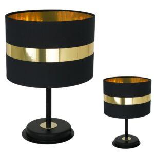Milagro - PALMIRA - Asztali lámpa - fekete