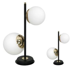 Milagro - SPARTA - Asztali lámpa - fehér gömbök