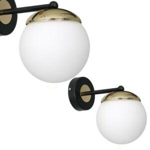 Milagro - SPARTA Fali lámpa gömbök - fehér