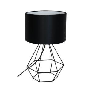 Milagro - ALMA BLACK - Asztali lámpa