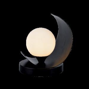 Brenda asztali lámpa fekete 1XG9-Elmark